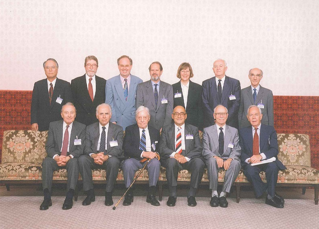 Seven Country Study Reunion Conference, Japan, 1994